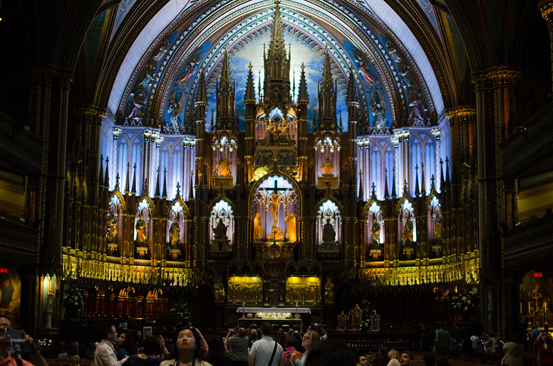 Montreal Notre Dame | byjessicayang.com