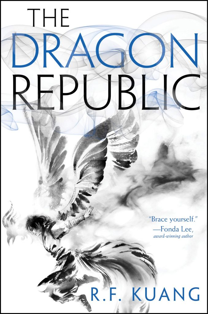 The Dragon Republic by R.F Kuang cover