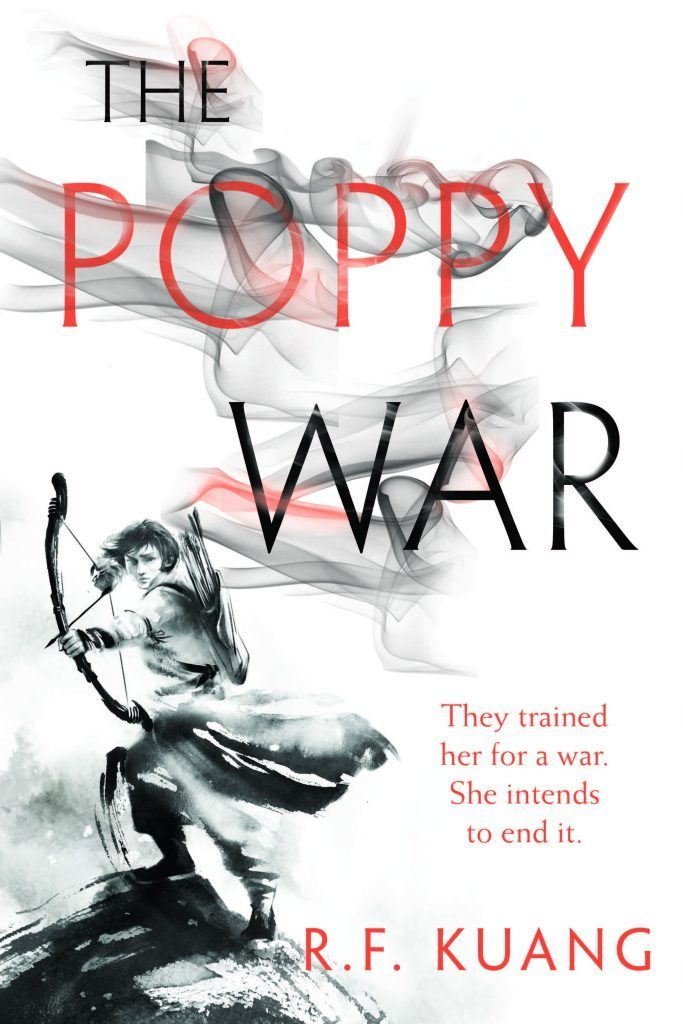 The Poppy War by R.F Kuang cover