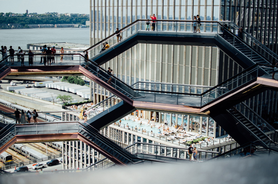 The Vessel at Hudson Yards | byjessicayang.com