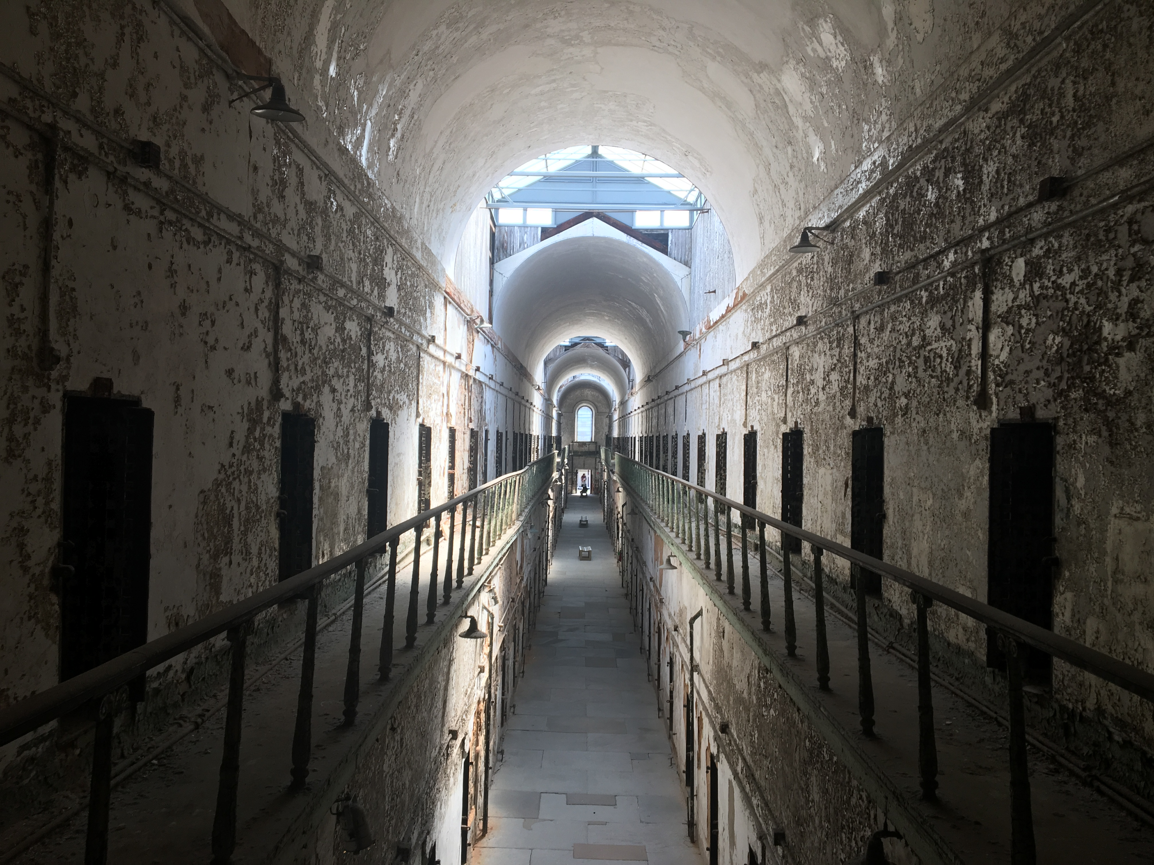Eastern State Penitentiary | byjessicayang.com