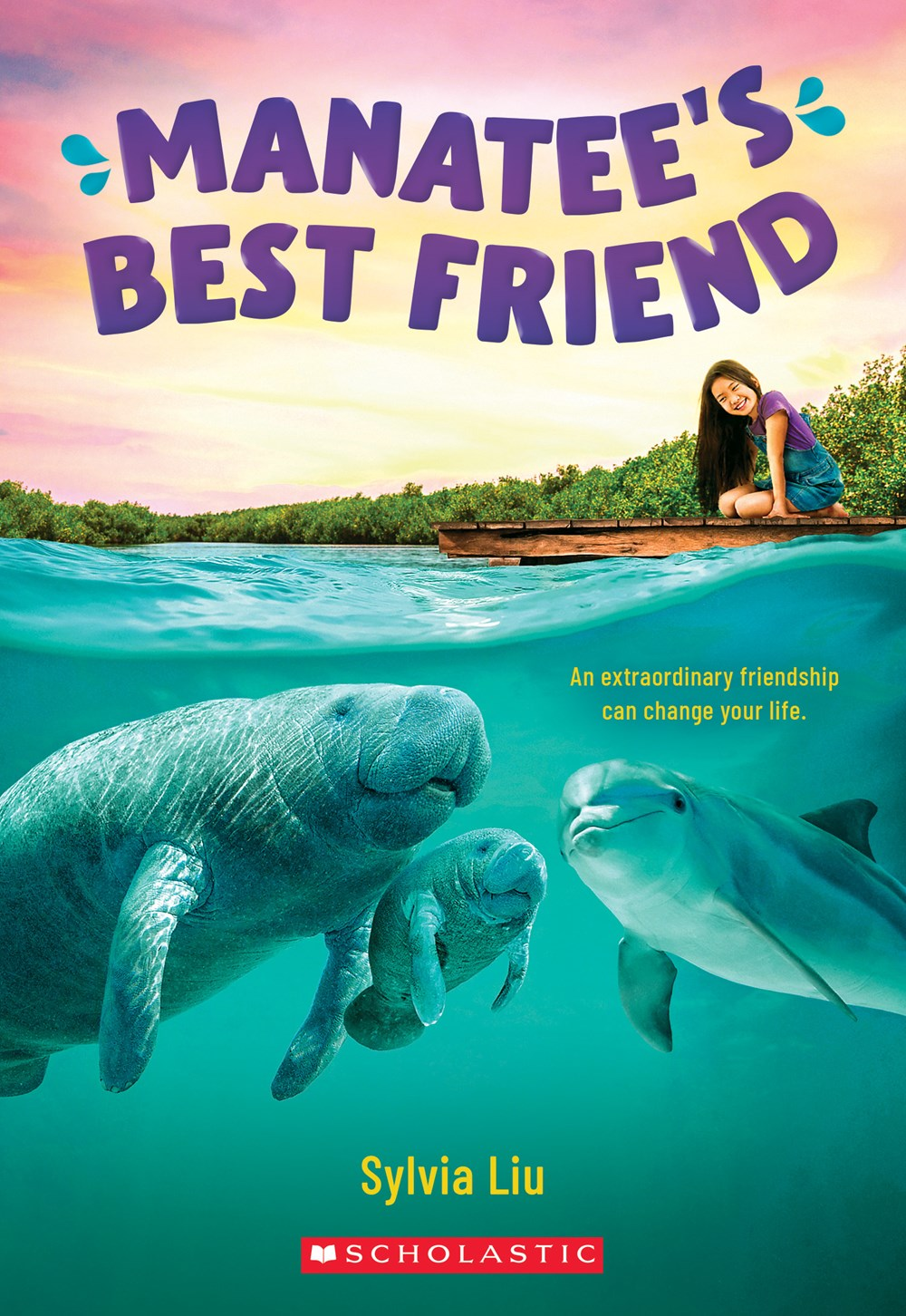 Manatee's Best Friend by Sylvia Liu