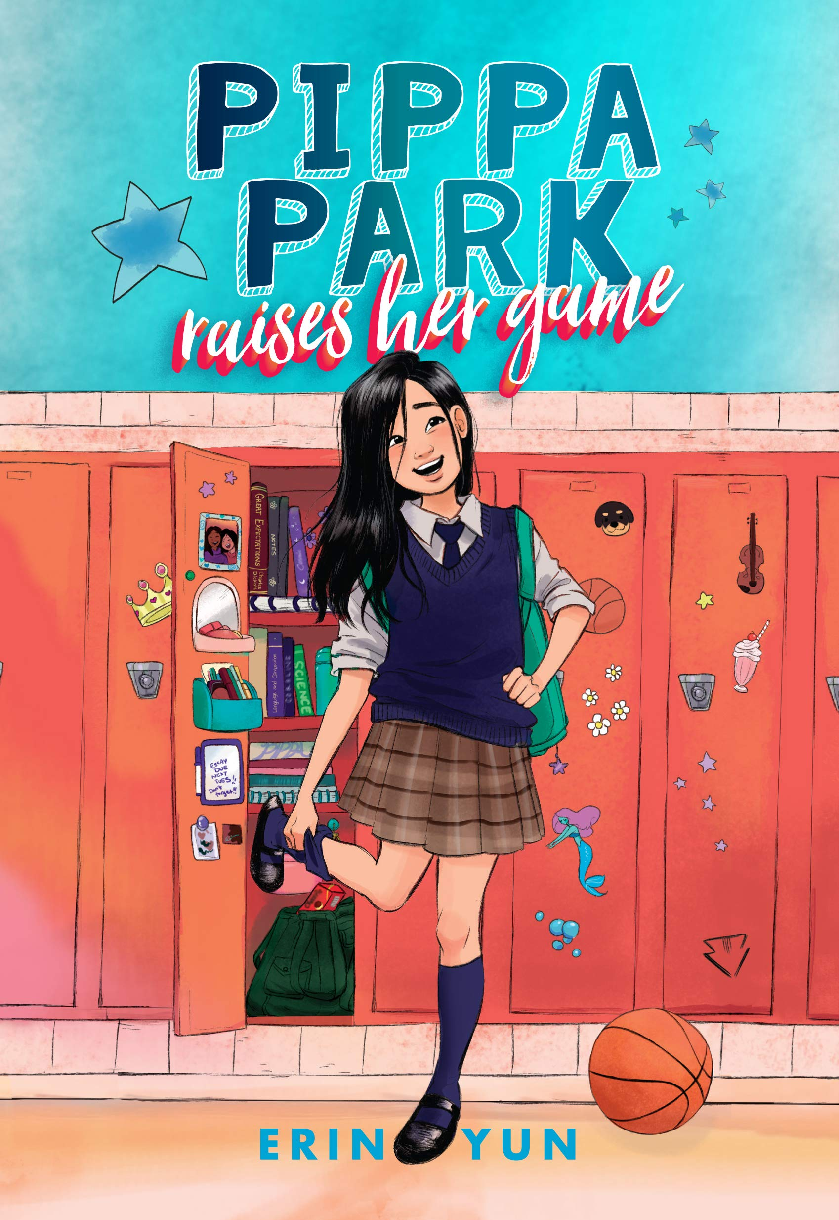 Pippa Park Raises Her Game by Erin Yun cover