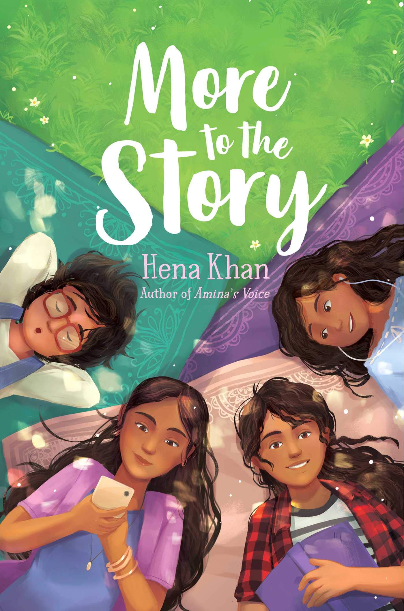 More to the Story by Mona Khan