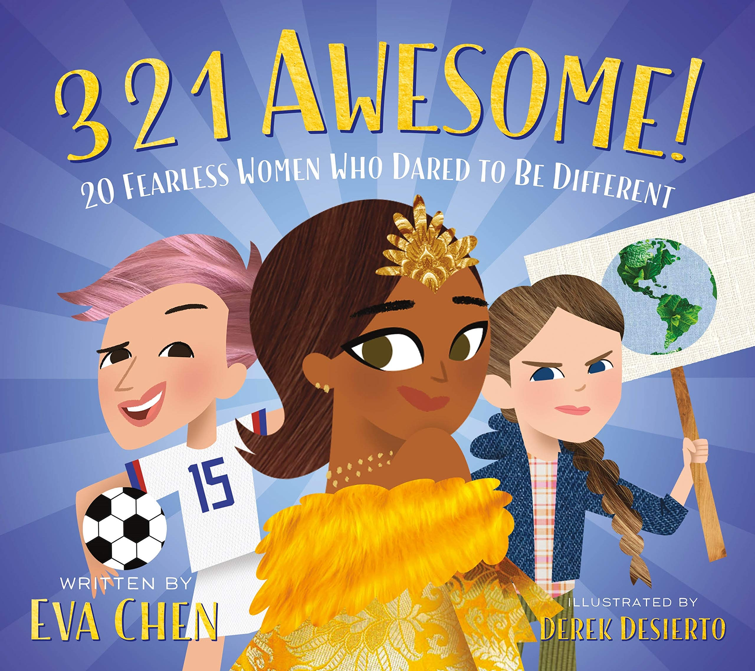 321 Awesome by Eva Chen