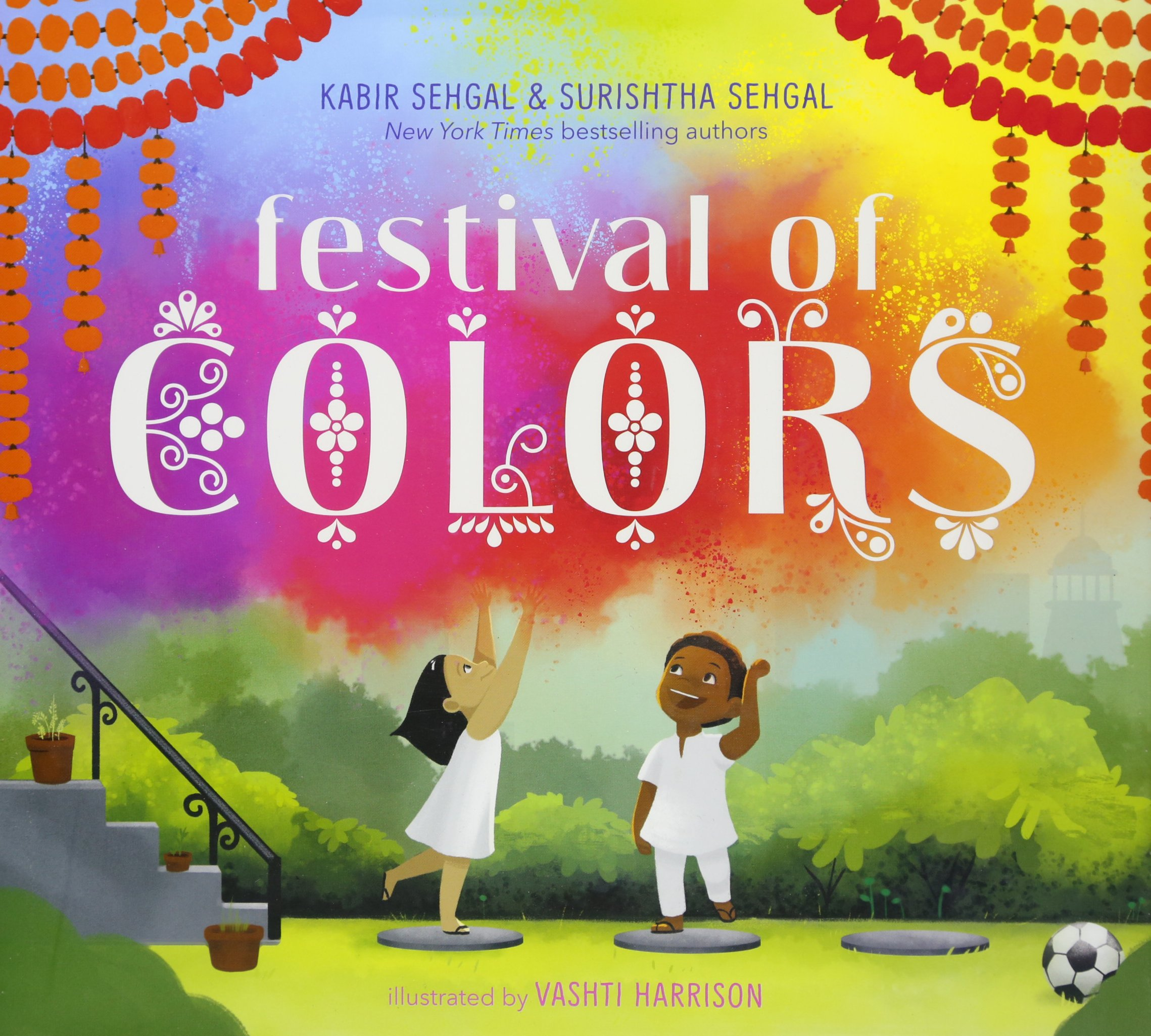 Festival of Colors by Surishtha Sehgal and Kabir Sehgal