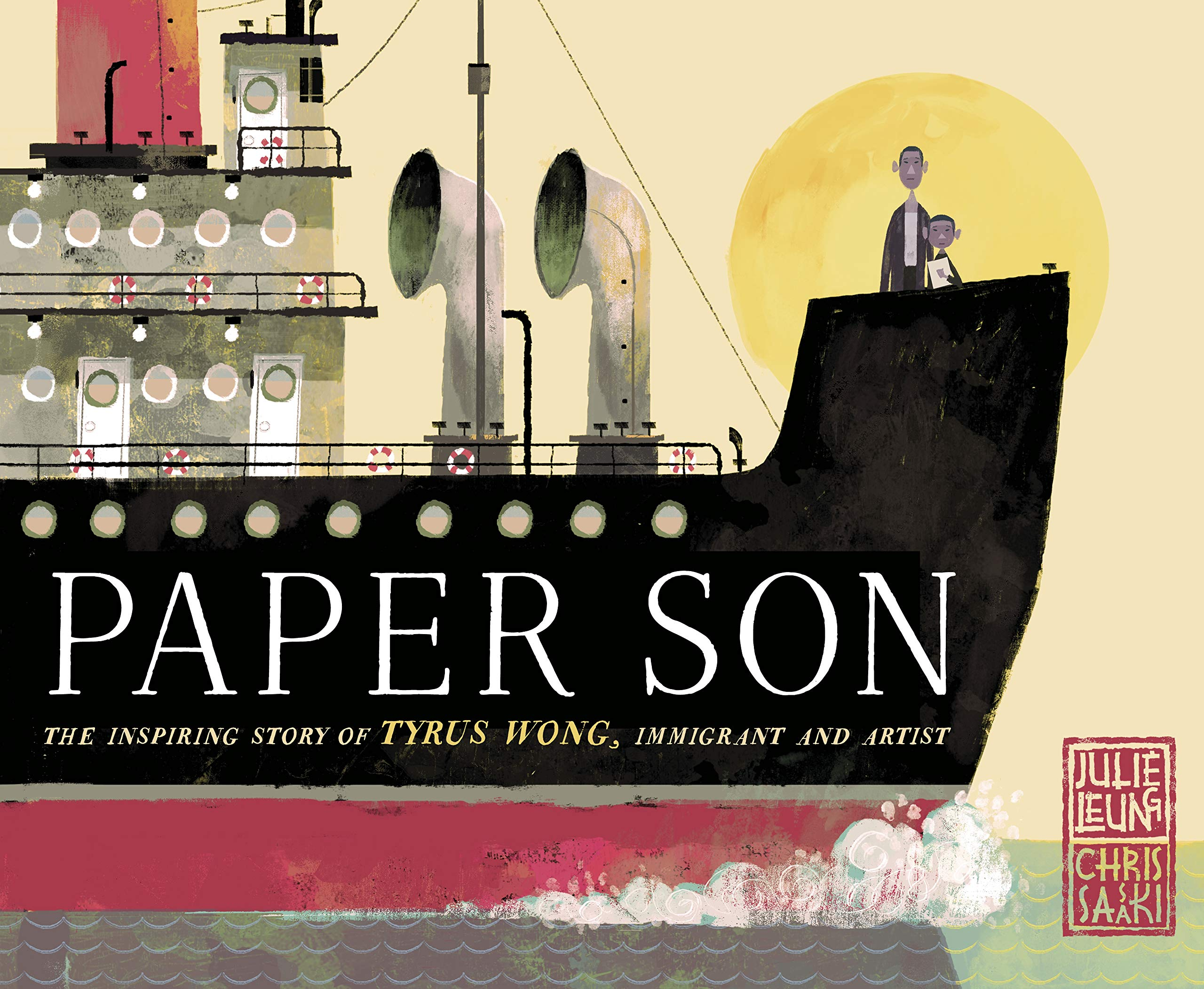 Paper Son by Julie Leung