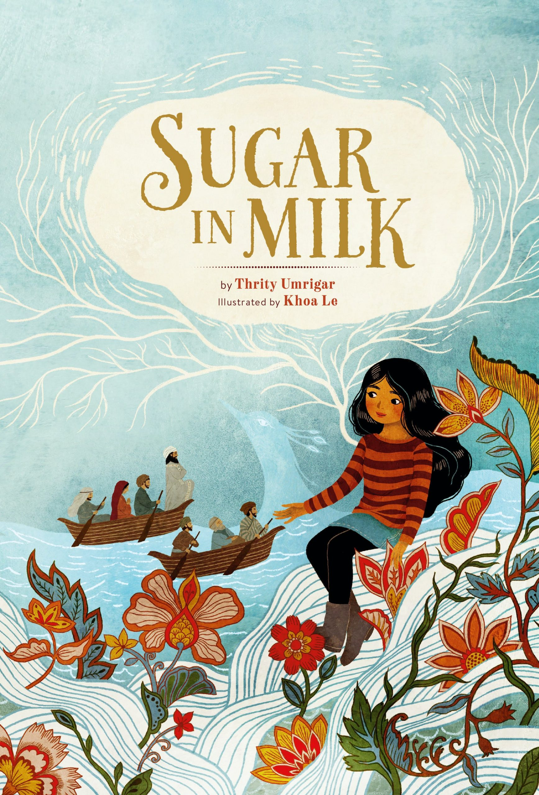 Sugar in Milk by Thrity Umrigar