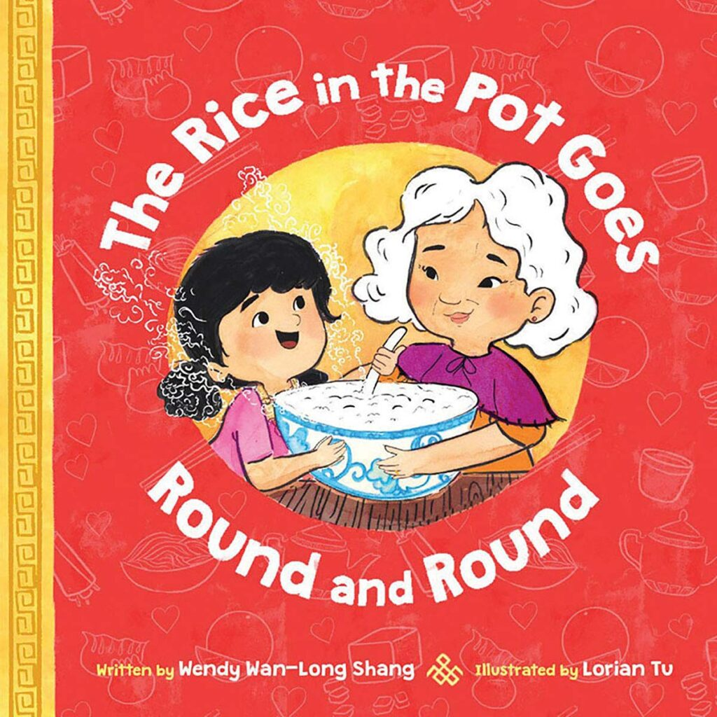 Rice in the Pot Goes Round and Round