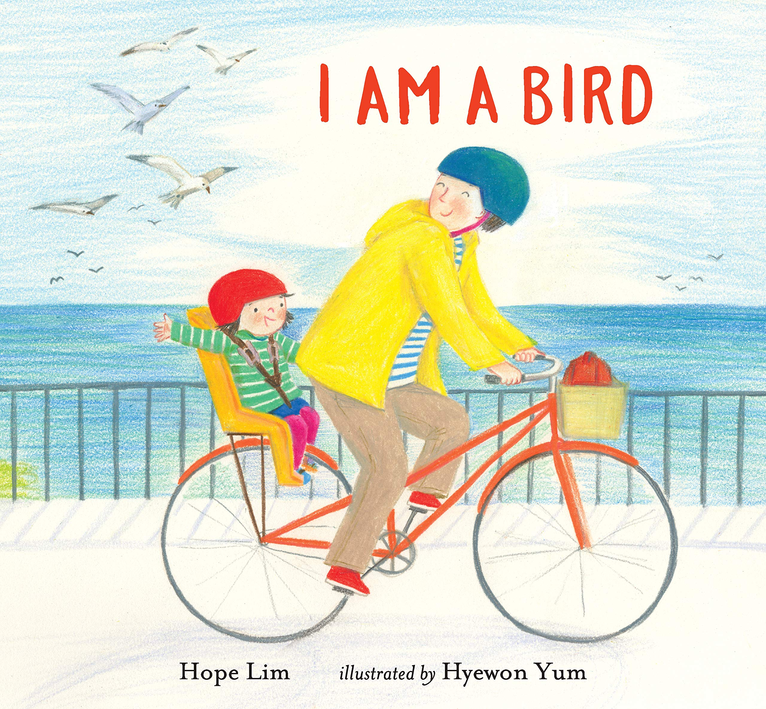 I am a Bird by Hope Lim