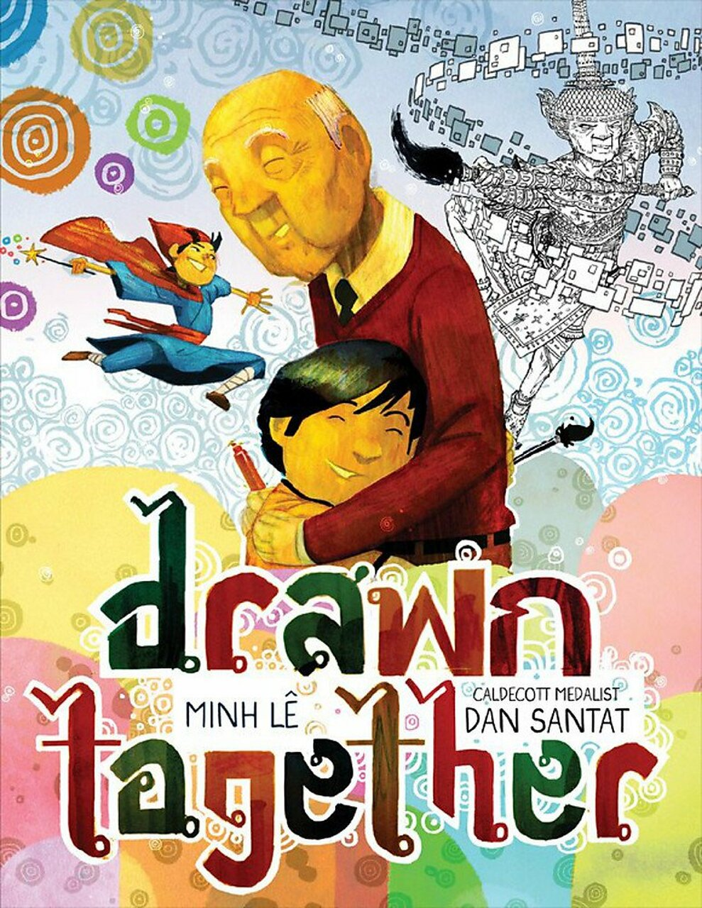 Drawn Together by Minh Le